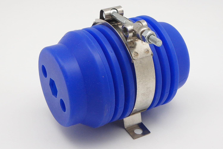 autobahn88 Racing Kit : – ファミリ Pump Silencer Cover CASS044-RACE B0792H17DQ  Bosch 044 Pump Pump Silencer Cover