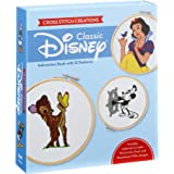 Cross Stitch Creations: Disney Classic: 12 Patterns Featuring Classic Disney Characters