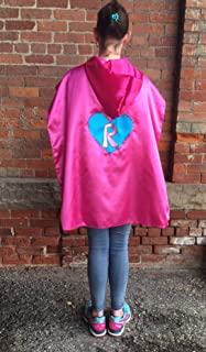 product image for Superfly Kids Personalized Hooded Satin Cape for Kids and Adults   Cloak with Hood