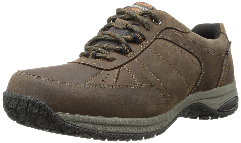 Dunham Men's Lexington Oxford Shoe, 10.5 4E US|Brown