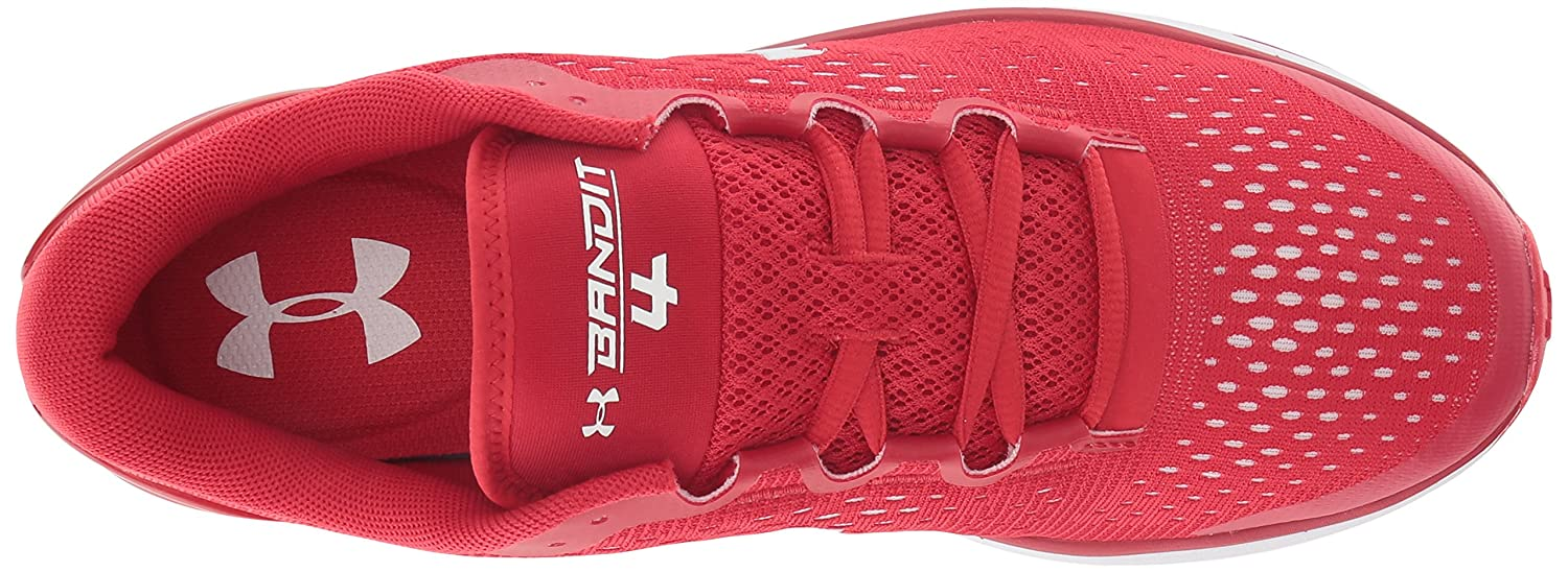 Under Armour Mens Charged Bandit 4 Running Shoe
