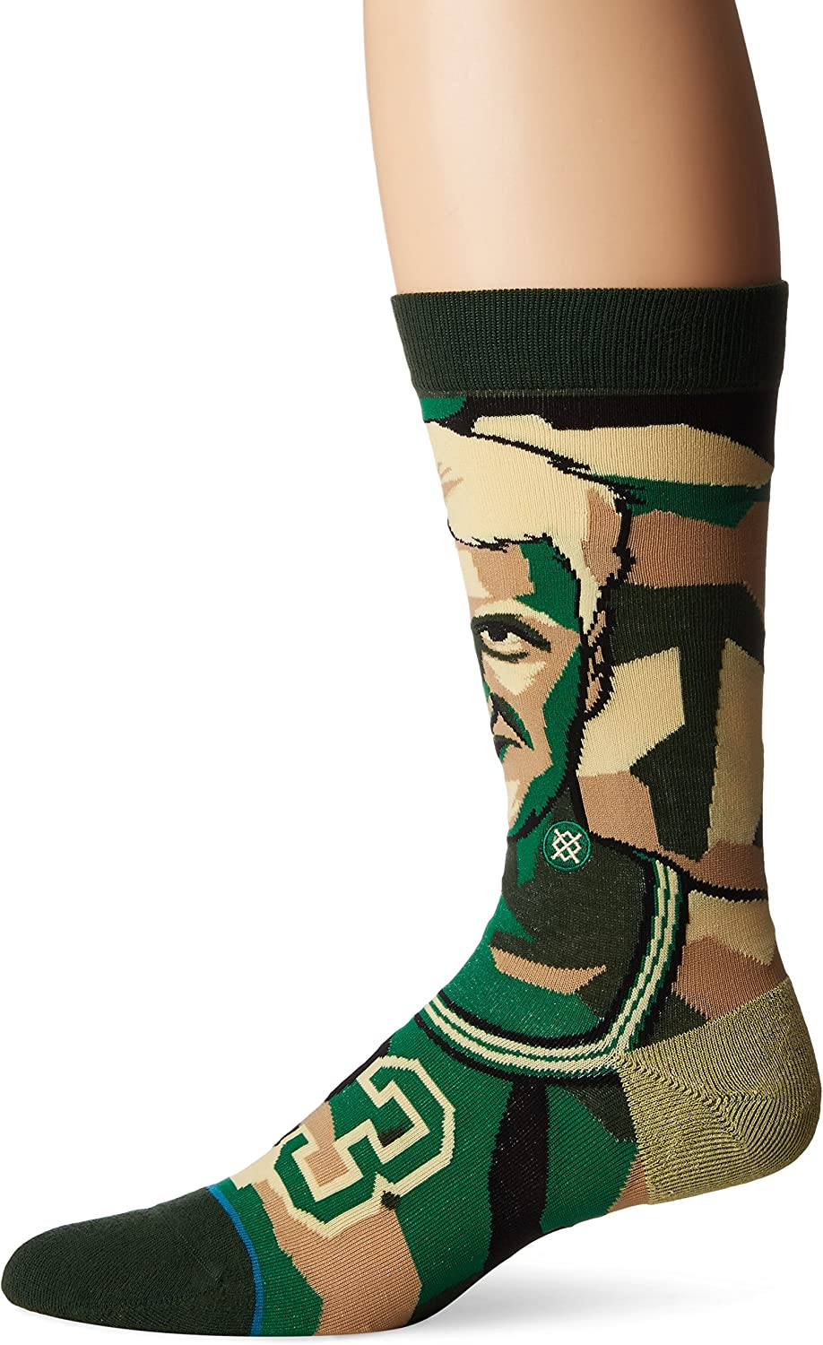 Stance Men's Mosaic Bird Crew Sock