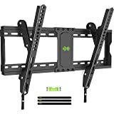 """USX MOUNT TV Wall Mount Tilting Brackets for Most 37""""-70"""" LED 4K OLED Flat Screens, TV Mount with Max VESA 600x400mm and Weig"""