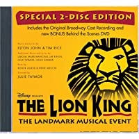 Lion King On Broadway O.S.T.