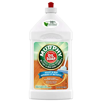 Murphys Oil Soap Uses >> Amazon Com Murphy S Oil Soap Squirt And Mop Ready To Use Wood Floor