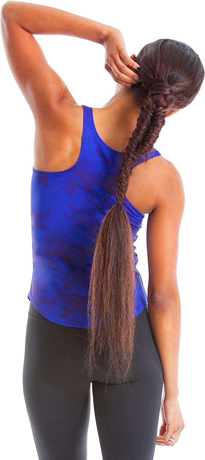 Yco Active faustina Tank Comfortable Stretch Sports Top