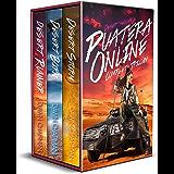 The Desert Sequence: Puatera Online bk 1-3