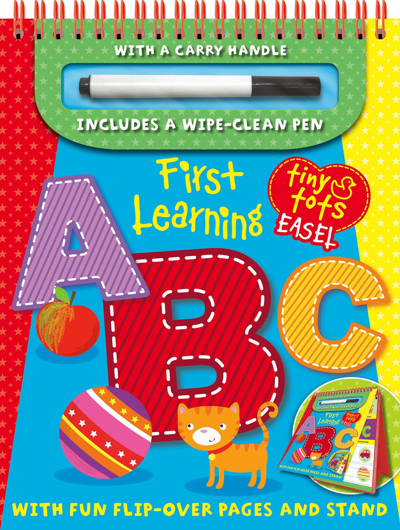 Tiny Tots First Learning a,b,c (Tiny Tots Easels) ebook