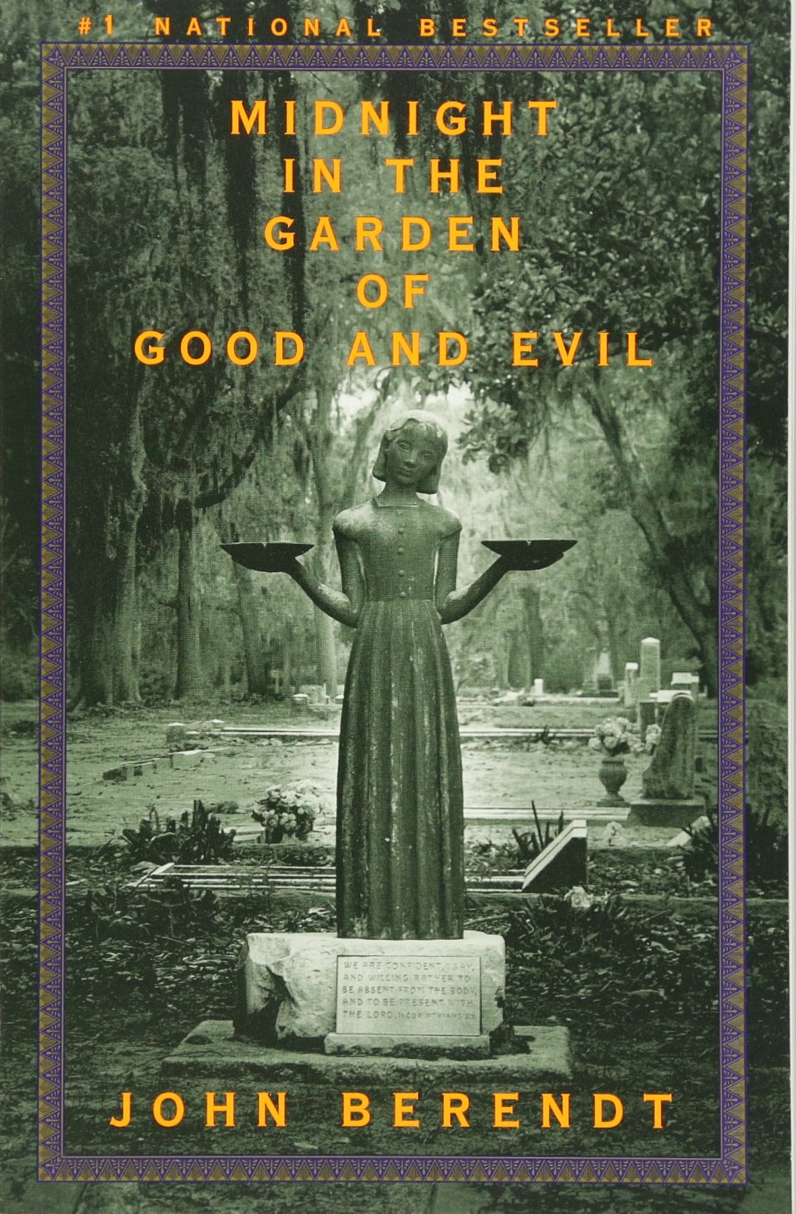 Midnight in the Garden of Good and Evil: A Savannah Story: John ...