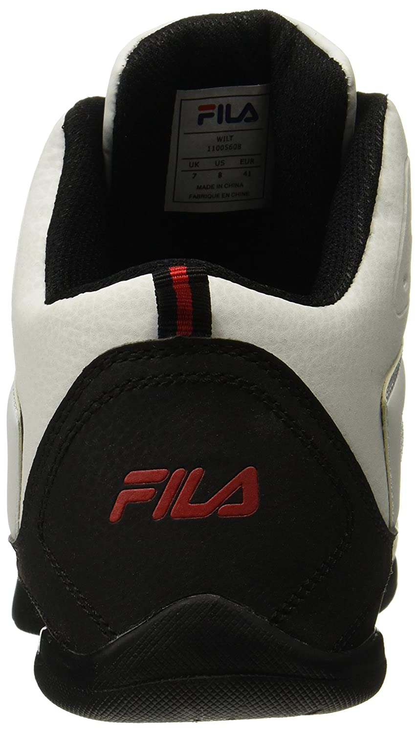 80a4047f87 Fila Men's Blitz Orange Football Boots - 8 UK/India (42 EU)(11005612): Buy  Online at Low Prices in India - Amazon.in