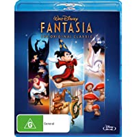 Fantasia DE (Blu-ray)