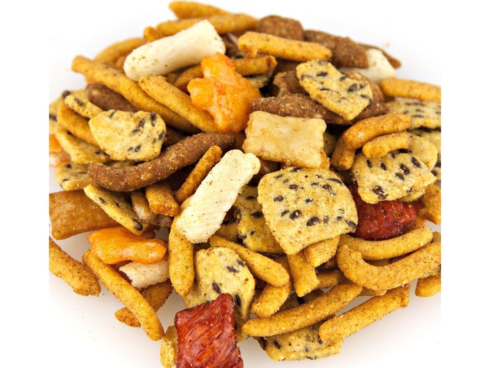 Yankee Traders, Nacho Taco Snack Mix -2 LB, Festive Snack Blend