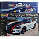 Revell - 67079 - Maquette - Model Set Dodge Viper Srt 10 Acr