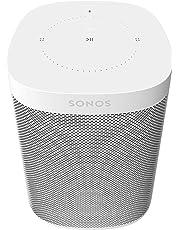 $199 Get Sonos One (Gen 2) - Voice Controlled Smart Speaker with Amazon Alexa Built-in - White