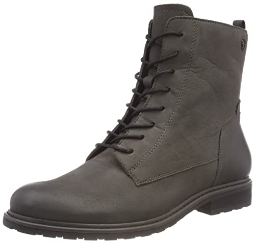 Tamaris Women's 25125 21 Combat Boots: Amazon.co.uk: Shoes