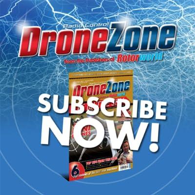 Radio Control DroneZone by MagazineCloner.com