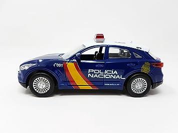 0233 Nacional Playjocs Policía Coche Gt 54Rq3LjA