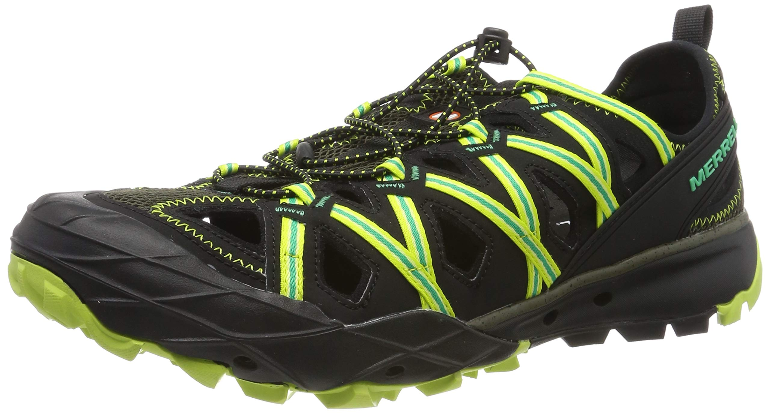 Merrell Men's Choprock Water Shoes Green Dusty Olive, 7.5 (41.5 EU)