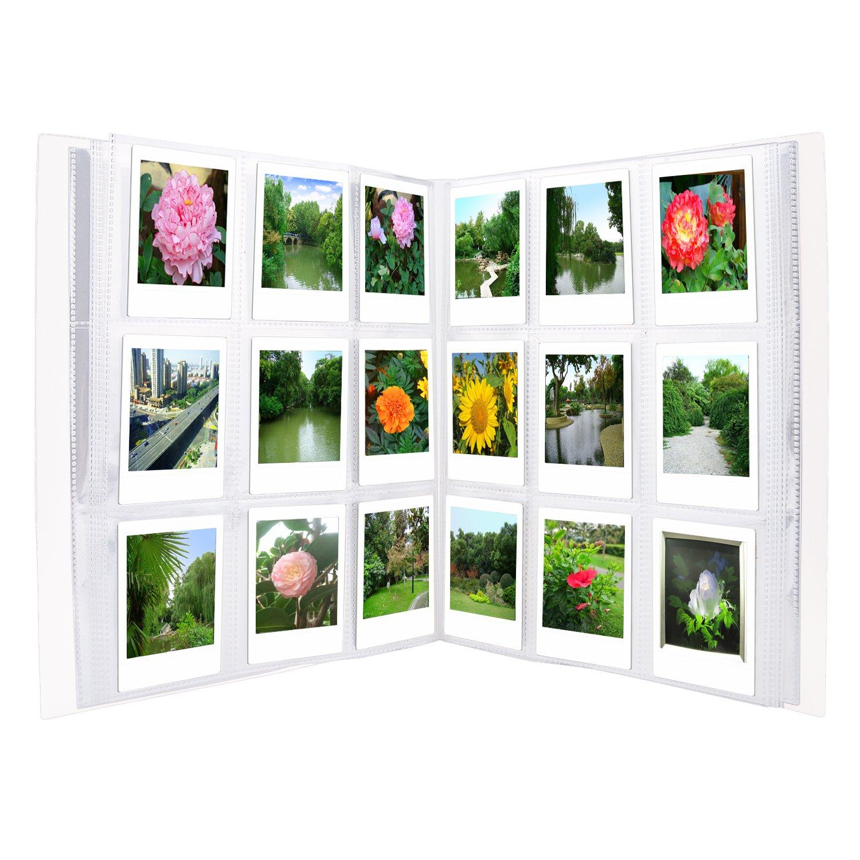 Sunmns 288 Pockets Clear Mini Photo Album for Fujifilm Instax Mini 9 8 90 8+ 7s 25 26 50s 70 Film by Sunmns (Image #1)