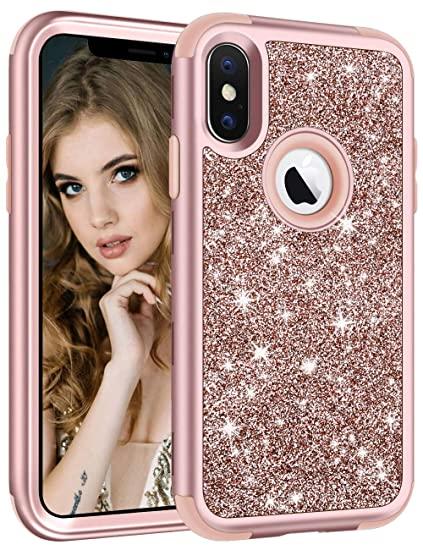 iphone xs max case hard silicone