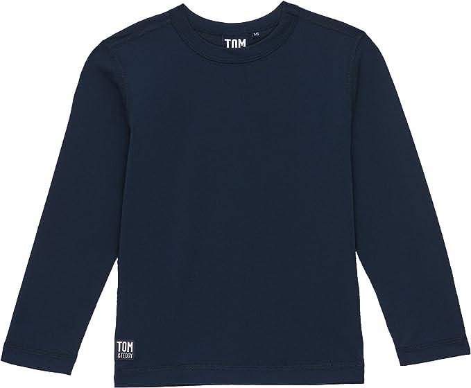 Tom /& Teddy Boys Long Sleeve Rash Top