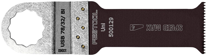 Festool Universal-S/ägeblatt 500129 USB 78//32//Bi