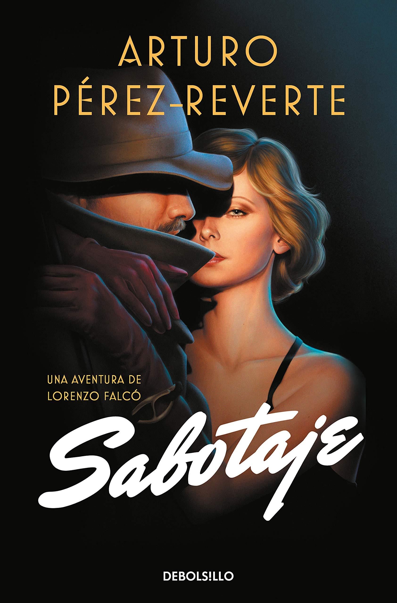 Sabotaje (Serie Falcó): Amazon.es: Pérez-Reverte, Arturo: Libros