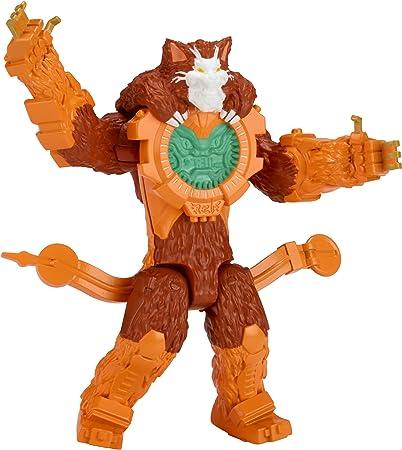 Power Rangers Ninja Steel - 5-Inch Villain Cat OClock Figure