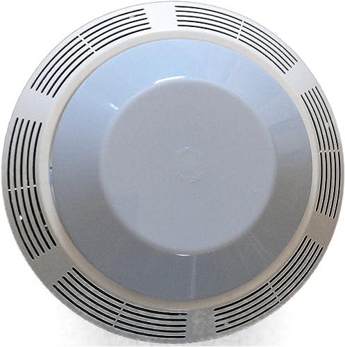 Delta Electronics Americas Ltd. BreezSlim SLM70H 13.1W Exhaust Bath Fan with Humidity Sensor,70 CFM