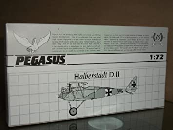 Halberstadt D.II 1:72 Scale Model 2022 By Pegasus