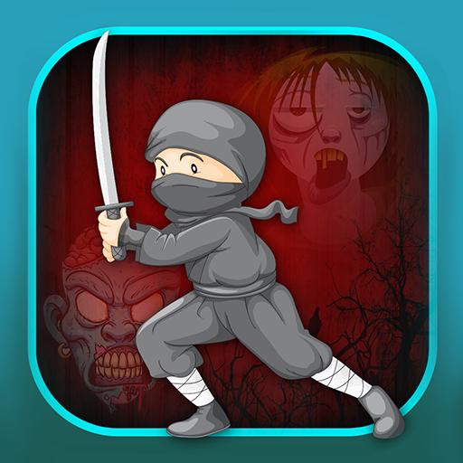 Ninja War : la lucha contra el 7 sombra hoja samurai clan ...
