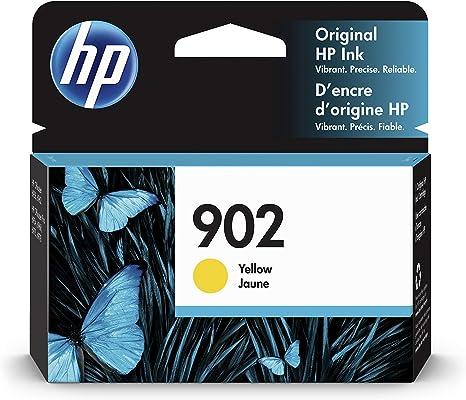 Amazon.com: HP 902 Negro cartucho de tinta, Amarillo 1 talla ...