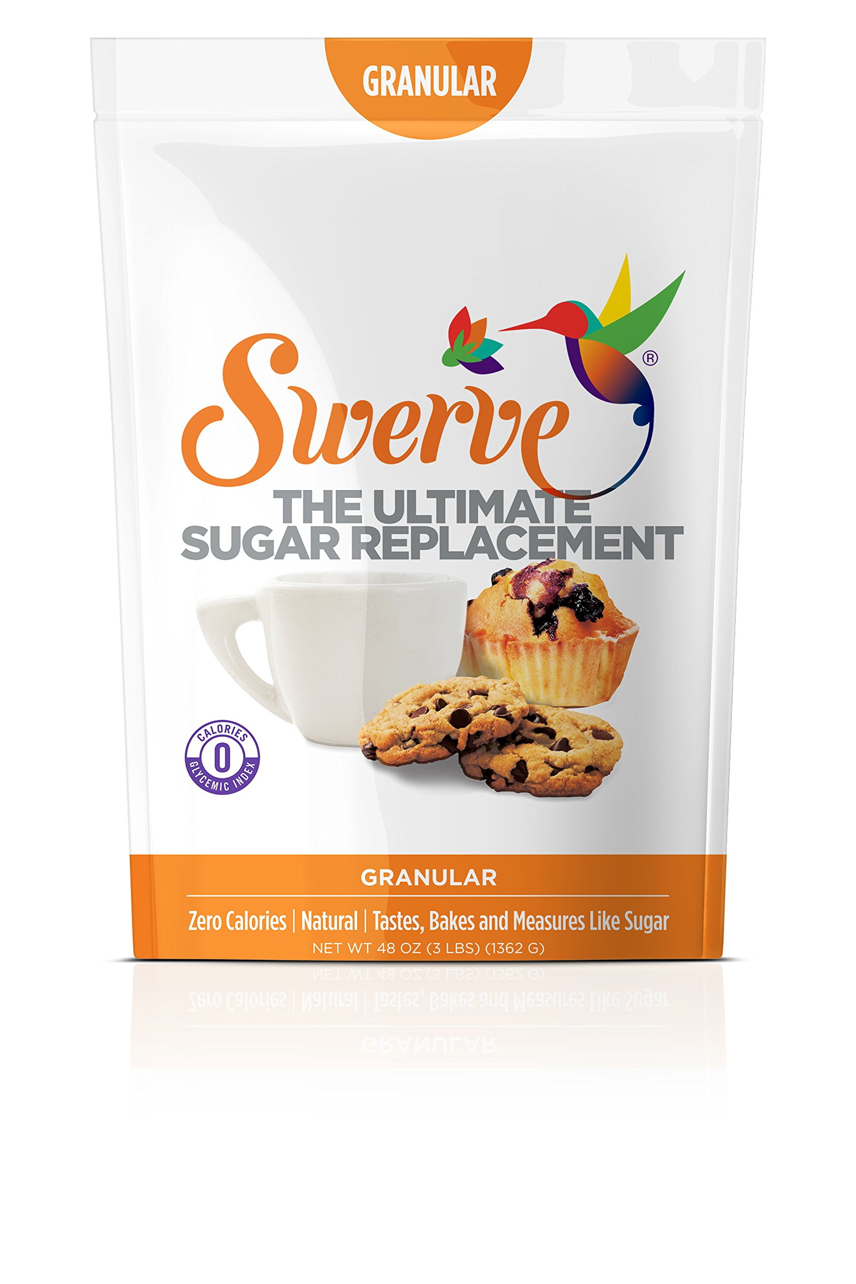 Swerve Granular Sweetener (48 oz): The Ultimate Sugar Replacement