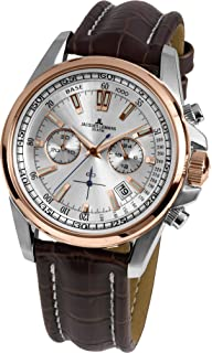 0d268a0b6a89 Jacques Lemans Liverpool 1-1117.1NN Mens Chronograph Design Highlight