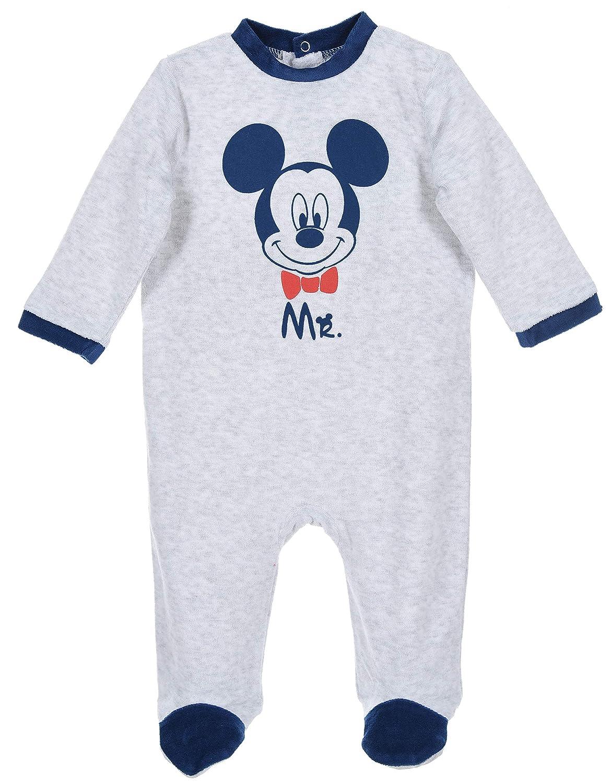 Pyjama Dors Bien B/éb/é Gar/çon Mickey Mouse