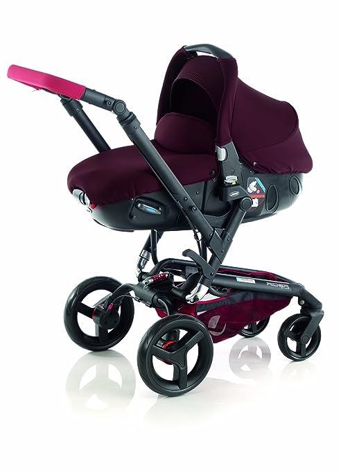 Jane 5358 R62 - Rider + silla de coche matrix flame - pack silla de paseo
