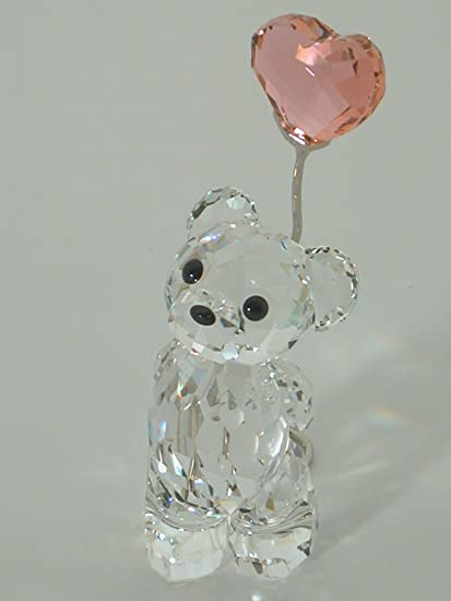c8a8b751d8 Image Unavailable. Image not available for. Color: Swarovski I Love You  Kris Bear
