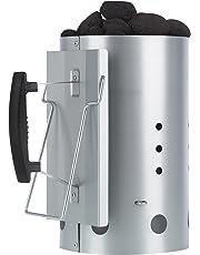 Bruzzzler 200100001066, Ciminiera con impugnatura di sicurezza - accenditore, 31 x 19,5 x 30,5 cm
