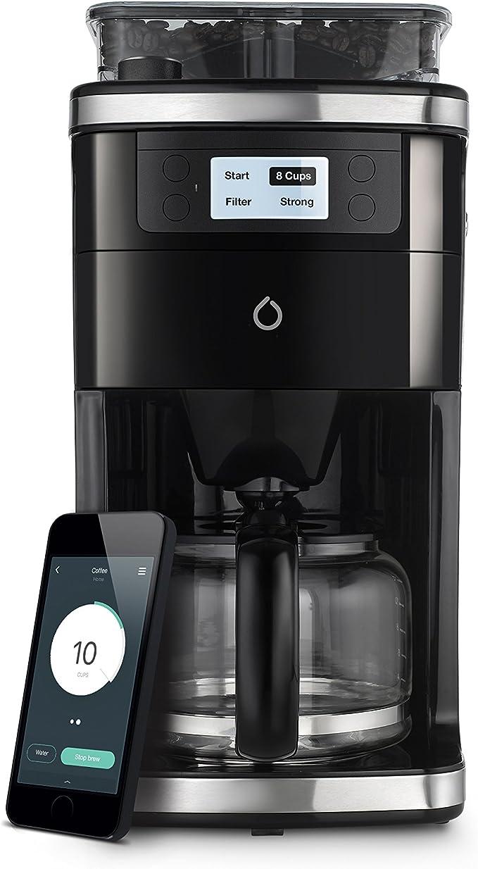 SMARTER wi-fi Coffee Machine: Amazon.es