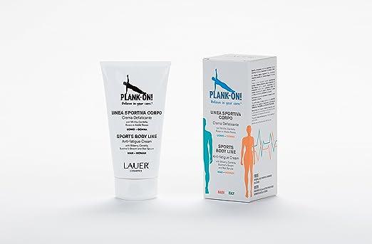 2 opinioni per LAUER Cosmetics- Crema Corpo Defaticante