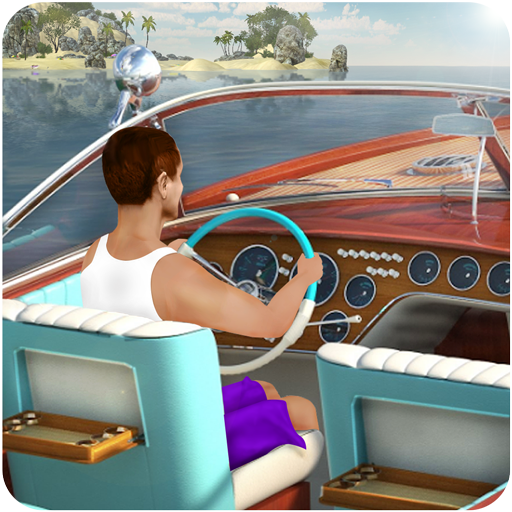 Driving Boat Simulator ()