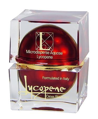 Lycopene facial moisturizing cream