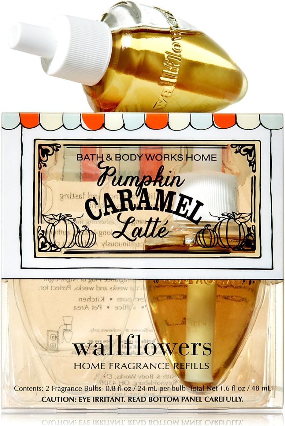 Pumpkin Carmel Latte Wallflower
