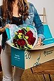 Benchmark Bouquets Red Elegance, No Vase