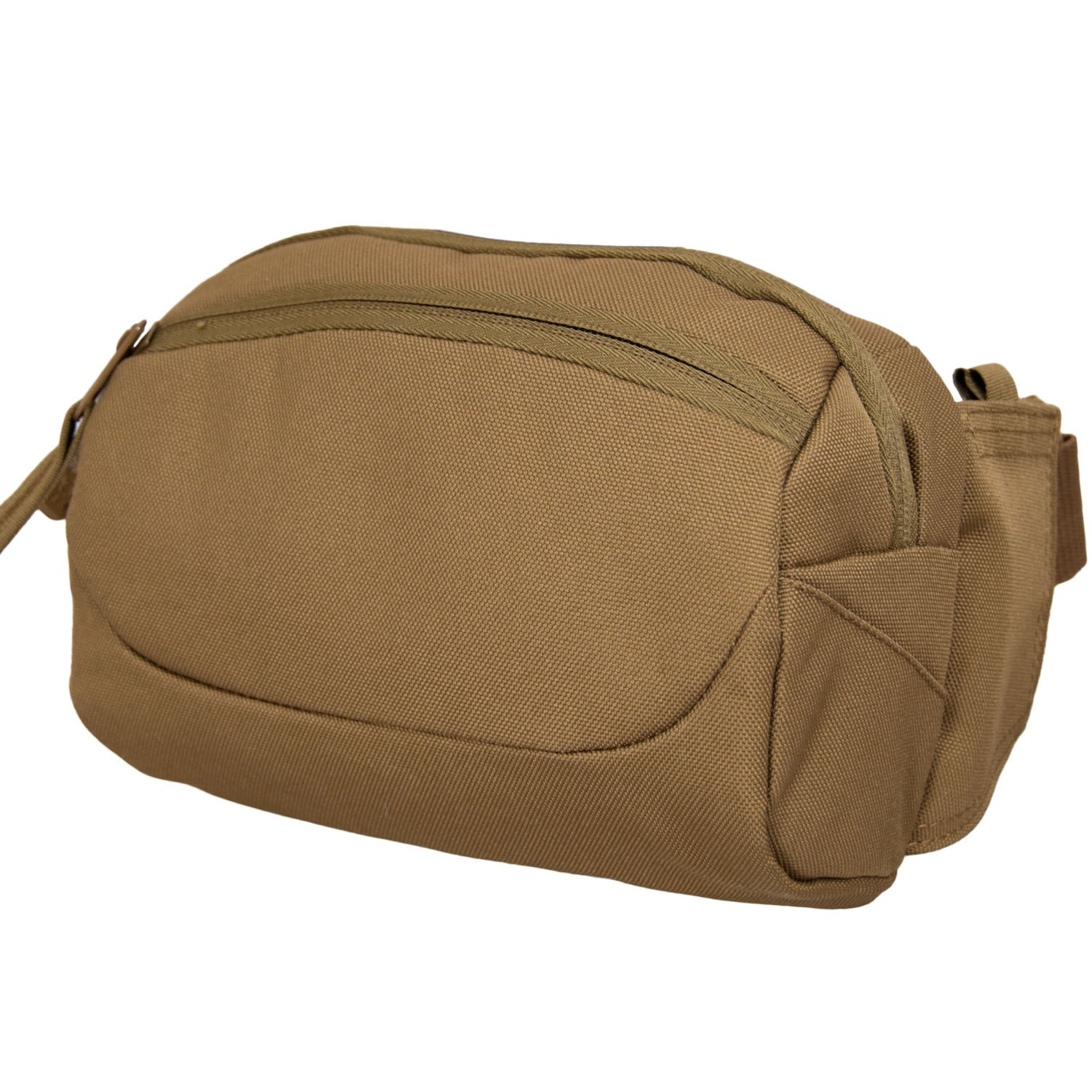 Coyote Brown Concealed Carry Waist Pack
