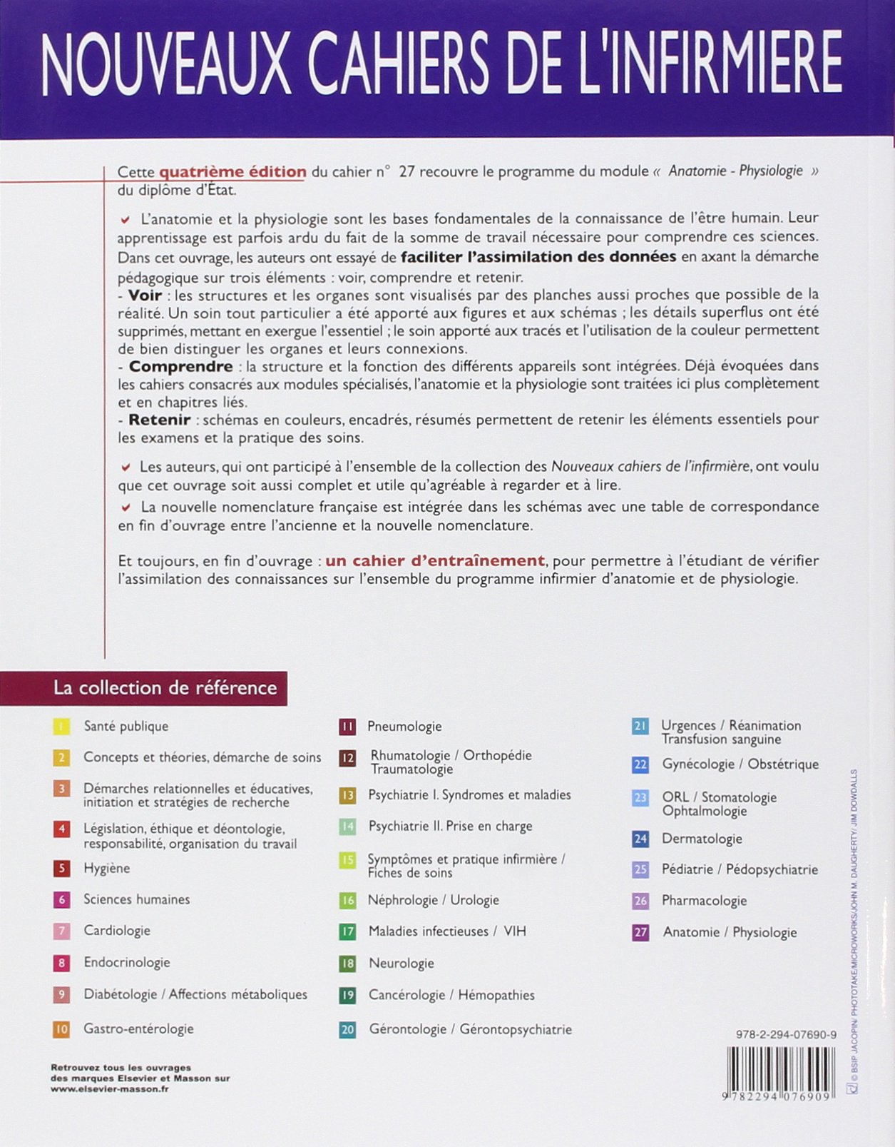 Anatomie-physiologie pour les soins infirmiers (French Edition ...