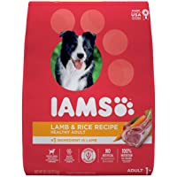 IAMS PROACTIVE HEALTH Adult Dry Dog Food, Lamb