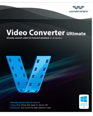 Wondershare Video Converter Ultimate [Download]