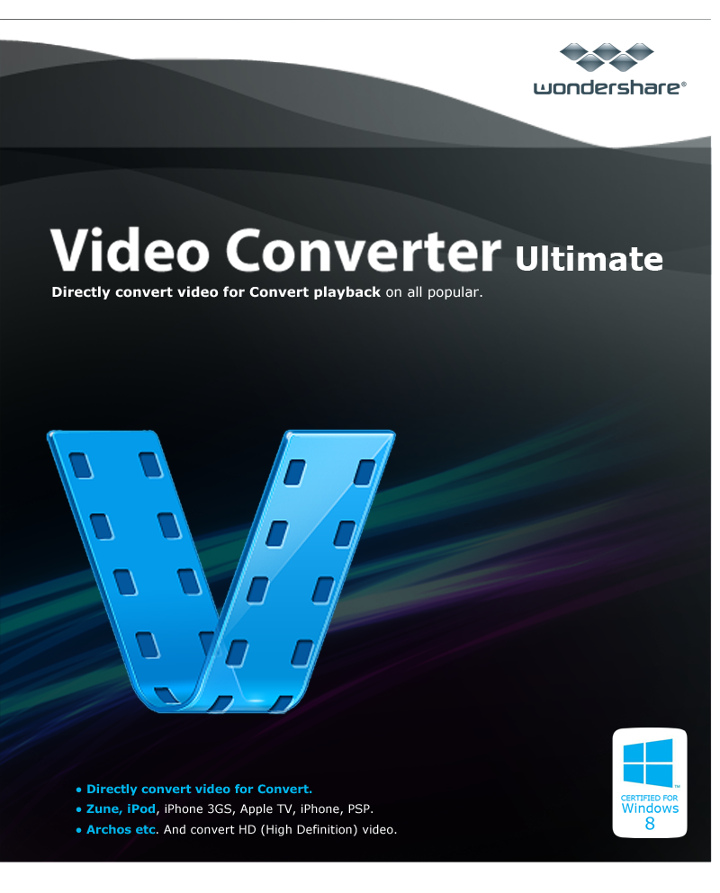 Wondershare Video Converter Ultimate [Download] [Download]