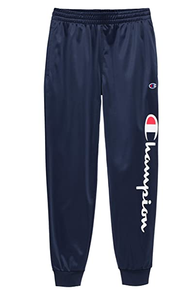 Champion Heritage Boys Iconic Tricot Track Pants (Small, Heritage ...